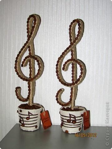 День музыки поделка своими руками