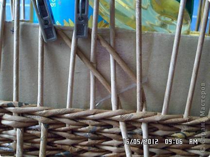 Мастер-класс, Поделка, изделие Плетение: Коробочка +мк загибки Бумага. Фото 4