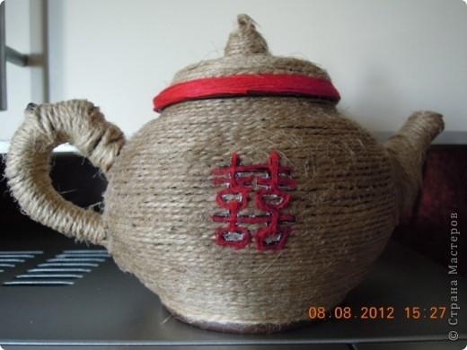 Поделки для чайников