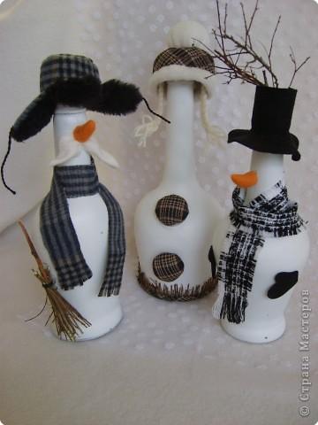 Снеговики, которые не тают. Фото 1