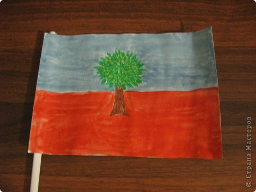 зеленый флаг какой страны