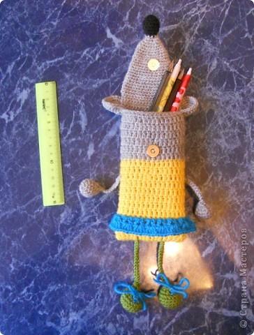 Знакомьтесь Лариса  это пенал. Фото 7