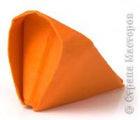 модульные оригами кот. оригами c детьми.