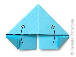 Как сделать модульный треугольник для оригами
