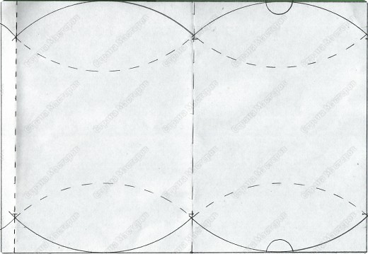 Декор предметов, Мастер-класс,  Вырезание, : Простая упаковка своими руками. Картон Валентинов день, День рождения, Новый год, Свадьба, . Фото 2