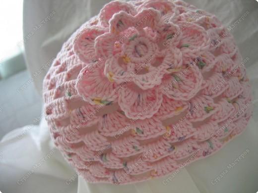 Мастер-класс Вязание крючком: Вяжем вместе : Розовая шапочка. Пряжа. Фото 1