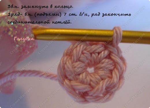 Гардероб, Мастер-класс Вязание крючком: Вяжем вместе : Ажурная шапочка-берет крючком Пряжа. Фото 5