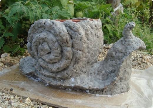 Скульптуры для дачи своими руками из папье-маше 1114