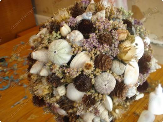 Мастер-класс: МК Морского дерева Ракушки Дебют. Фото 13