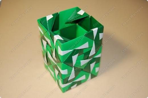 Схема ваза модульное оригами | Огромный архив различных ...
