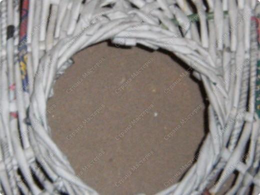 Мастер-класс Плетение: Гитара-кашпо из газет. МК. Бумага газетная. Фото 12