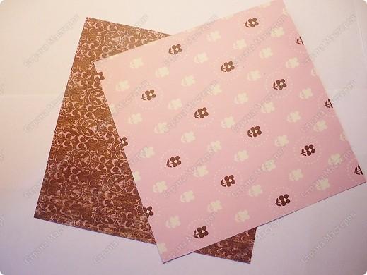 Мастер-класс, Упаковка Моделирование: Коробочка для подарка МК. Бумага. Фото 2