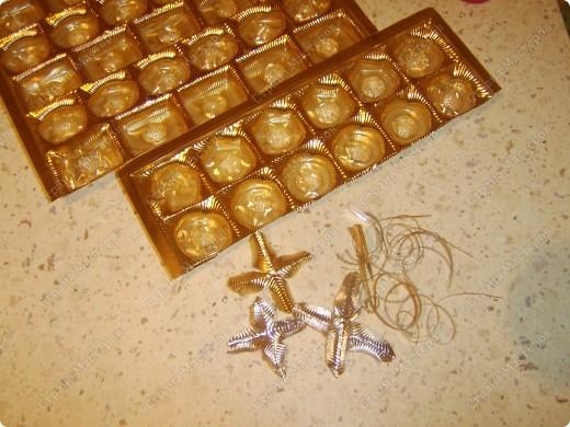 Мастер-класс,  Вырезание, : И опять цветочки- МК  Коробки Новый год, . Фото 3