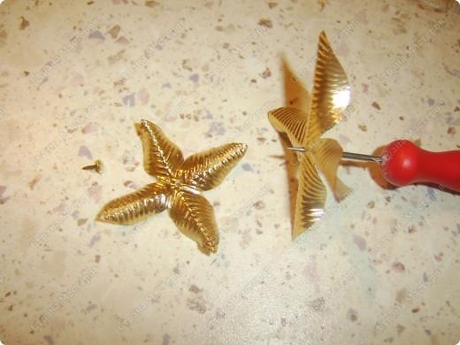Мастер-класс,  Вырезание, : И опять цветочки- МК  Коробки Новый год, . Фото 7
