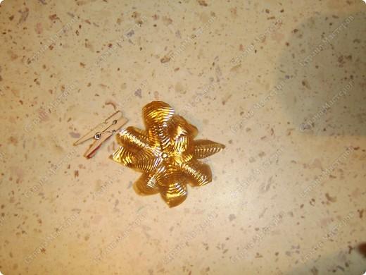 Мастер-класс,  Вырезание, : И опять цветочки- МК  Коробки Новый год, . Фото 11