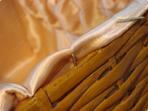 Мастер-класс,  : Сундучок для швейных принадлежностей Бумага газетная . Фото 12