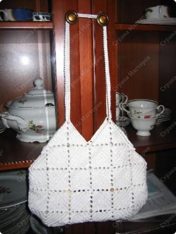 Проект Вязание крючком: Квадратный мотив крючком Нитки.  Фото 7.