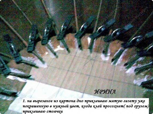Мастер-класс Плетение: мк корзинки............ Бумага газетная. Фото 1