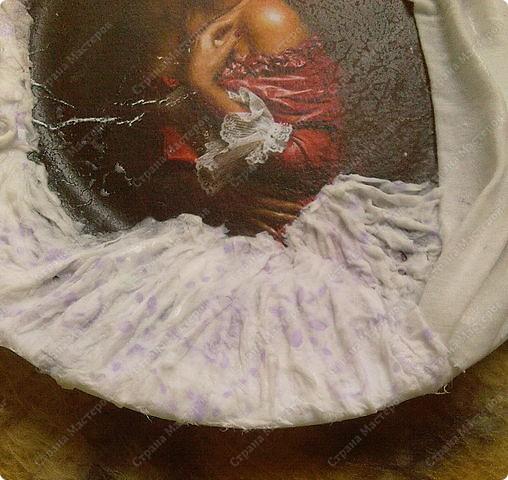 Берем тарелку хорошо обезжириваем(любым средством для стекла) подбираем мотив. Фото 4