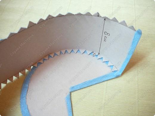 Коляска из картона своими руками шаблон 902