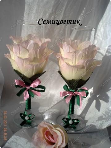 Вяжем крючком листья роз