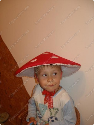 как сделать шапку мухоморчика ребенку робкое дыханье, Трели