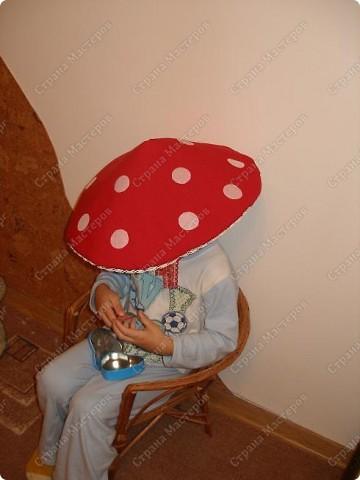 Рукав гриб
