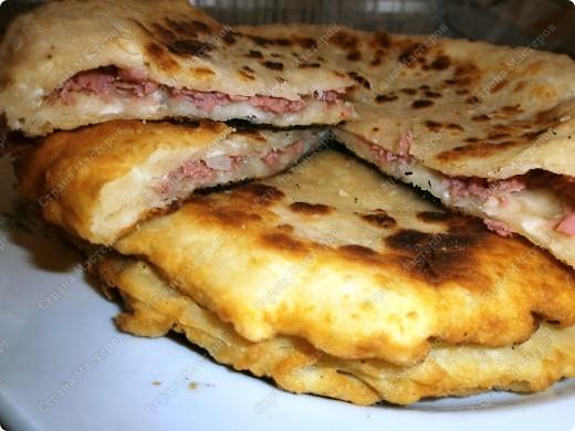 Кулинария, Мастер-класс Рецепт кулинарный: Сырные лепёшки пятиминутки. Продукты пищевые Отдых. Фото 1