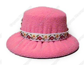 Шляпка-игольница