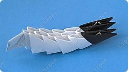 Бычок модульное оригами