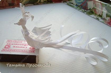 Мастер-класс, Поделка, изделие Плетение: Плетёные птички Бумага. Фото 26