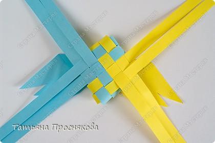 Мастер-класс, Поделка, изделие Плетение: Плетёные птички Бумага. Фото 14