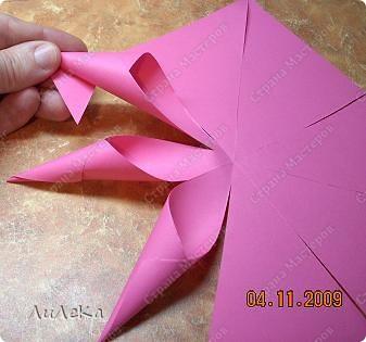 Объемные ежики из бумаги своими руками