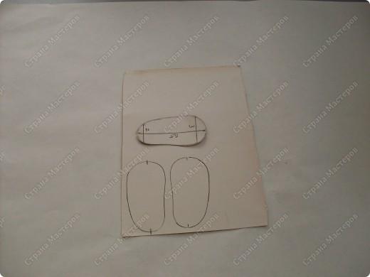 Мастер-класс,  Шитьё, : Сапожки для Снегурочки Носки . Фото 8