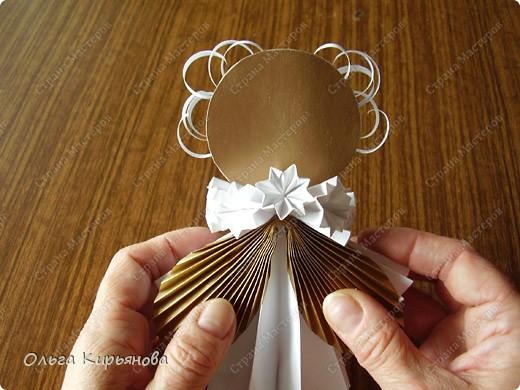 Как сделать ангела из бумаги и не только