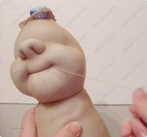 Мастер-класс Шитьё: Ах, ты душечка.... Ткань. Фото 26
