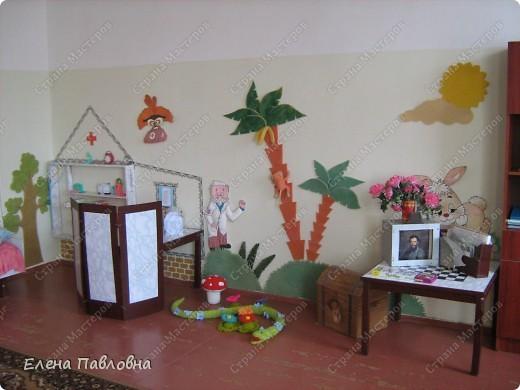 Оформление больницы в детском саду своими руками фото 3