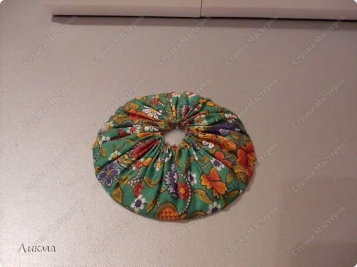 Мастер-класс Шитьё: Игольница-черепашка Танюшка. Материал бросовый. Фото 5
