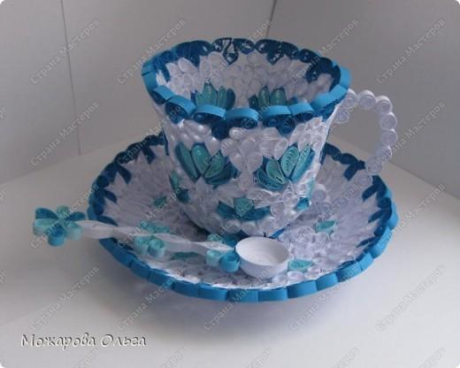 Чайный сервиз. Фото 1