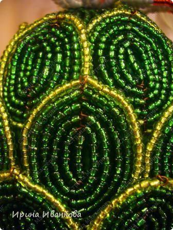 В. Бисероплетение: кактус