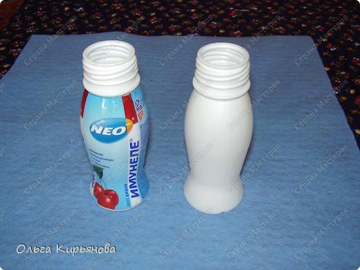 поделки из бутылки агуша