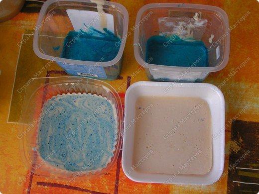 Мастер-класс Мыловарение: Наконец-то! Мои первые мыльные камни- бирюза. *Подробный МК. Мыло 8 марта, День рождения. Фото 4