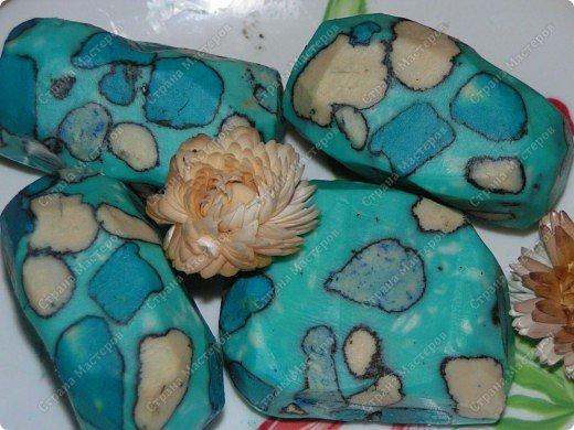 Мастер-класс Мыловарение: Наконец-то! Мои первые мыльные камни- бирюза. *Подробный МК. Мыло 8 марта, День рождения. Фото 1