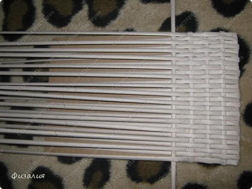 Поделка, изделие Декупаж, Плетение: Шкатулка для рукоделия -11 Бумага газетная, Коробки, Салфетки Отдых. Фото 2
