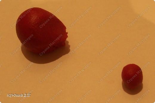 Мастер-класс Лепка: МК розы из соленого теста Тесто соленое Дебют. Фото 1