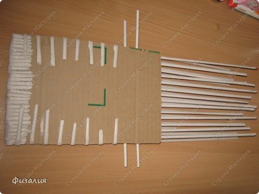 Поделка, изделие Декупаж, Плетение: Шкатулка для рукоделия -11 Бумага газетная, Коробки, Салфетки Отдых. Фото 4