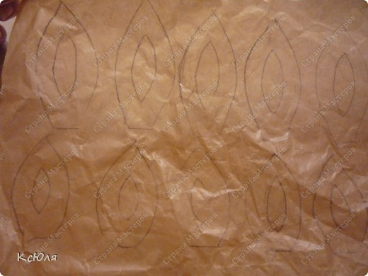 Мастер-класс, Поделка: Панно. Соломенные цветы. МК Мешковина, Соломка, Шпагат. Фото 4