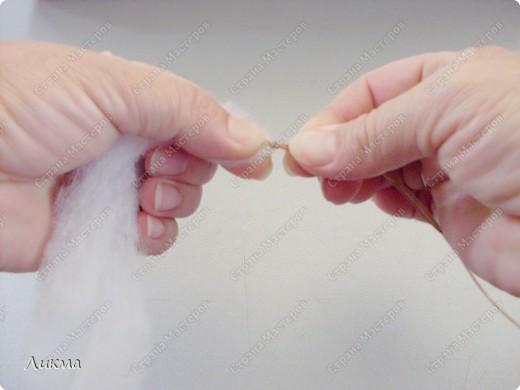 Мастер-класс Шитьё: От простого к сложному!!! Делаем ручки. Мастер-класс Ткань. Фото 4