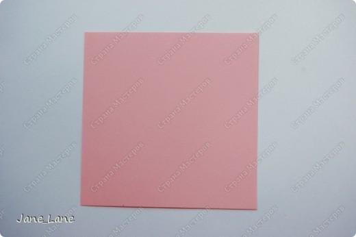 Закладка, Мастер-класс Оригами: Закладка для книги Бумага Начало учебного года. Фото 2