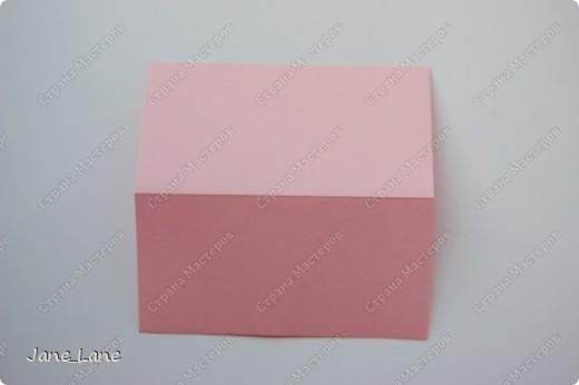 Закладка, Мастер-класс Оригами: Закладка для книги Бумага Начало учебного года. Фото 4